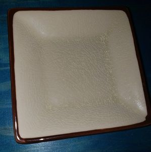 Pier glass dish